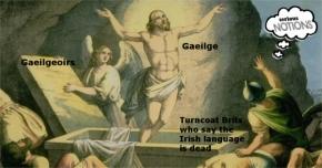 Dead Languages | TeangachaMarbh
